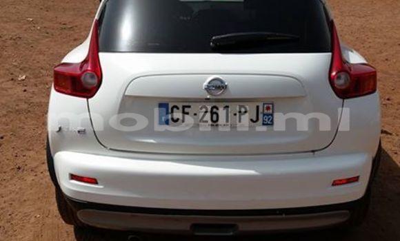 Acheter Occasions Voiture Nissan Juke Blanc à Bamako au Mali