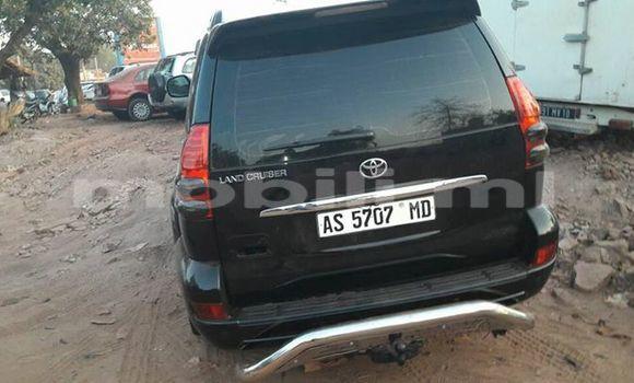 Acheter Occasion Voiture Toyota Prado Noir à Bamako, Mali