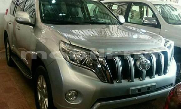 Acheter Occasions Voiture Toyota Prado Gris à Bamako au Mali