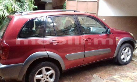 Acheter Occasion Voiture Toyota RAV4 Rouge à Bamako, Mali