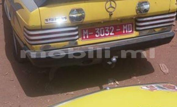 Acheter Occasion Voiture Mercedes‒Benz 190 Autre à Bamako, Mali