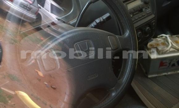 Acheter Occasion Voiture Honda CR-V Bleu à Bamako au Mali