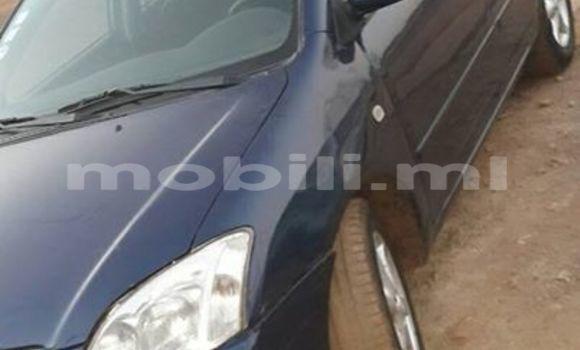 Acheter Occasion Voiture Toyota Corolla Bleu à Bamako au Mali