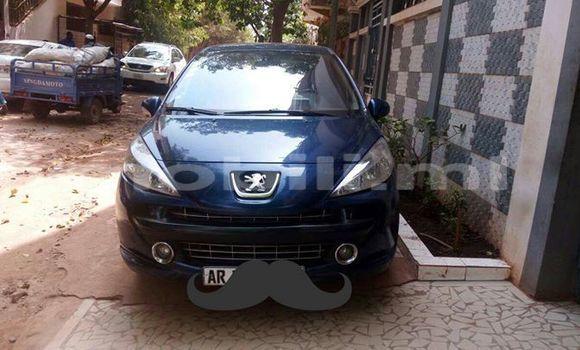 Acheter Occasion Voiture Peugeot 206 Bleu à Bamako au Mali