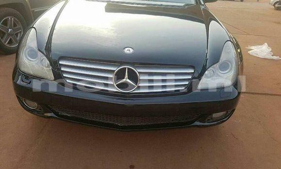 Acheter Occasion Voiture Mercedes‒Benz GLK-Class Noir à Bamako au Mali