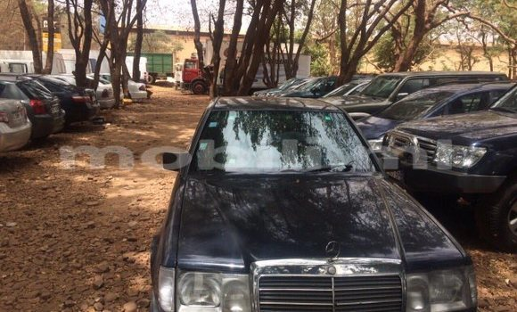 Acheter Occasion Voiture Mercedes‒Benz 250 Noir à Bamako au Mali