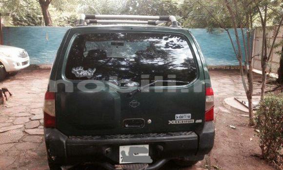 Acheter Occasion Voiture Nissan Xterra Vert à Bamako au Mali