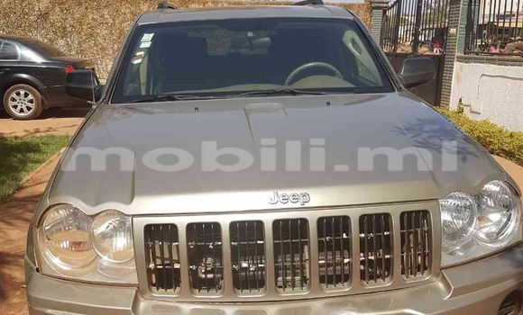 Acheter Occasion Voiture Jeep Grand Cherokee Beige à Bamako au Mali