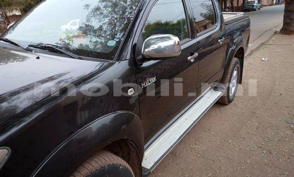 Acheter Occasion Voiture Toyota Hilux Noir à Bamako au Mali