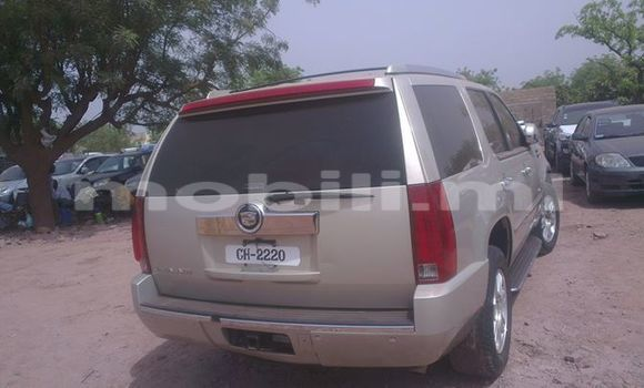 Acheter Occasion Voiture Cadillac Escalade Autre à Bamako au Mali