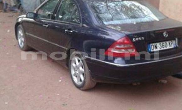 Acheter Occasion Voiture Mercedes‒Benz C–Class Noir à Bamako, Mali