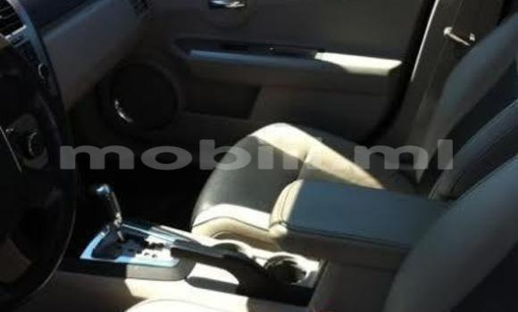 Acheter Occasion Voiture Dodge Caliber Rouge à Bamako au Mali