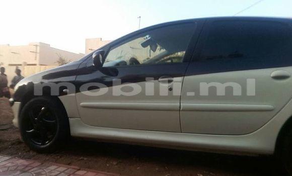 Acheter Occasion Voiture Peugeot 206 Autre à Bamako au Mali
