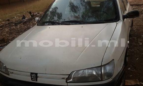 Acheter Occasion Voiture Peugeot 306 Blanc à Bamako au Mali