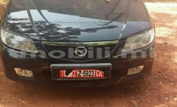 Buy Used Mazda 323 Black Car in Bamako in Mali