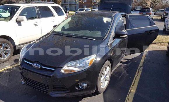 Acheter Occasion Voiture Ford Focus Noir à Bamako au Mali