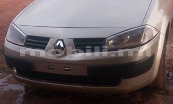 Acheter Occasion Voiture Renault Megane Autre à Bamako au Mali