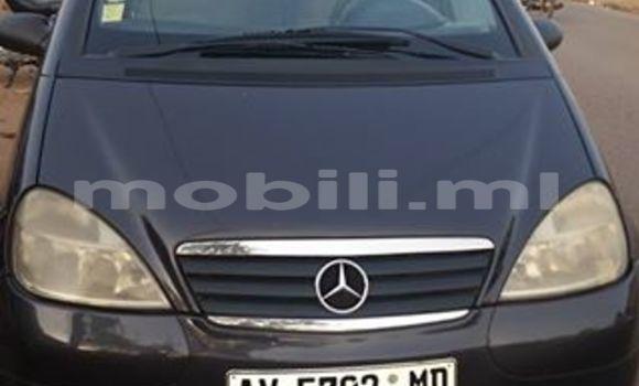 Acheter Occasion Voiture Mercedes‒Benz A–Class Noir à Bamako, Mali