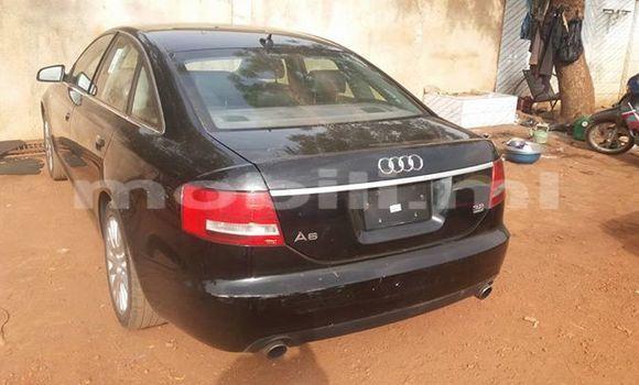 Acheter Occasions Voiture Audi A6 Noir à Bamako au Mali