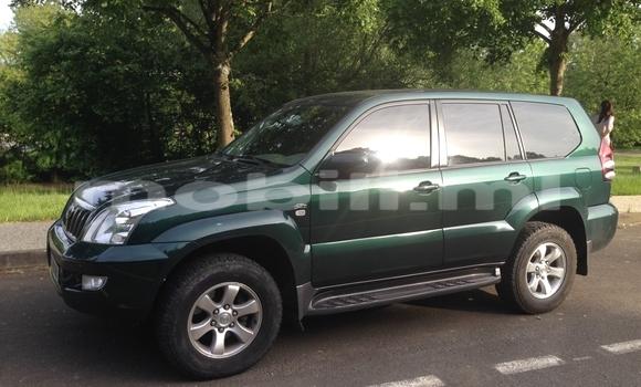 Acheter Occasion Voiture Toyota Land Cruiser Vert à Bamako au Mali