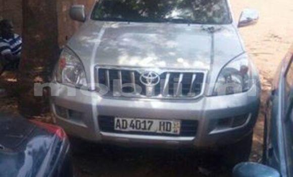 Acheter Occasion Voiture Toyota Land Cruiser Prado Gris à Bamako au Mali