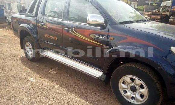 Acheter Occasion Voiture Toyota Hilux Bleu à Bamako au Mali