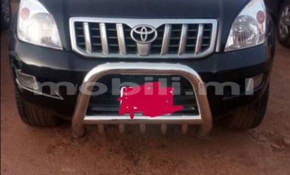 Acheter Occasions Voiture Toyota Prado Noir à Bamako au Mali