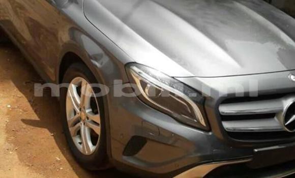 Acheter Occasion Voiture Mercedes‒Benz GL–Class Gris à Bamako, Mali
