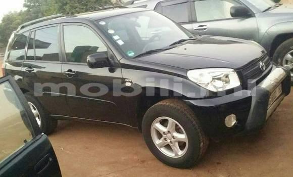 Acheter Occasions Voiture Toyota RAV4 Noir à Bamako au Mali