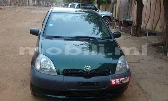 Acheter Occasion Voiture Toyota Yaris Vert à Bamako, Mali