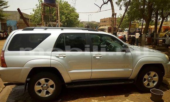 Acheter Occasion Voiture Toyota 4Runner Gris à Bamako au Mali