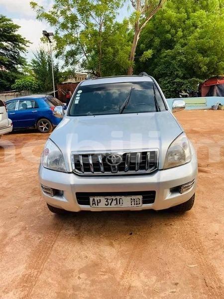 Big with watermark toyota land cruiser prado mali bamako 8755