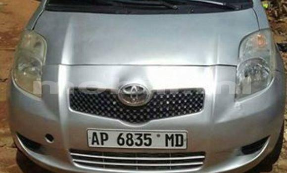 Acheter Occasion Voiture Toyota Yaris Gris à Bamako au Mali