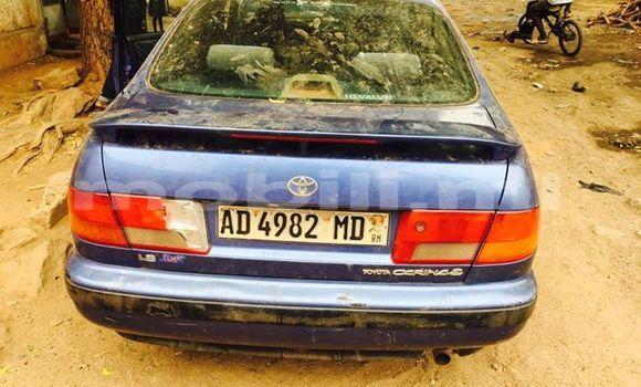 Acheter Occasions Voiture Toyota Carina Bleu à Bamako au Mali