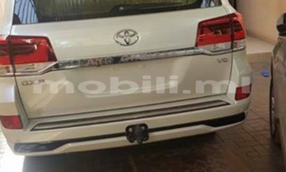 Acheter Neuf Voiture Toyota Land Cruiser Blanc à Bamako, Mali