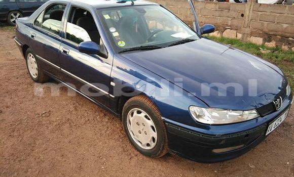 Acheter Occasion Voiture Peugeot 406 Bleu à Bamako au Mali