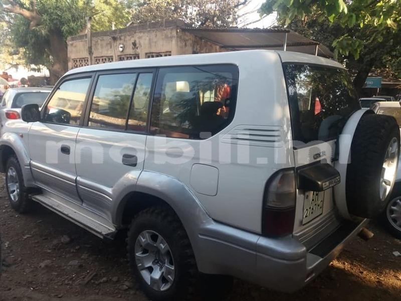 Big with watermark toyota land cruiser prado mali bamako 9083