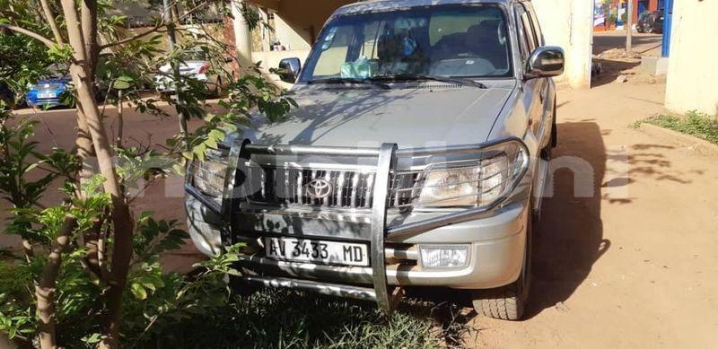 Big with watermark toyota land cruiser prado mali bamako 9183