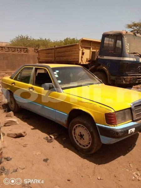 Big with watermark mercedes benz 190 series mali bamako 9209