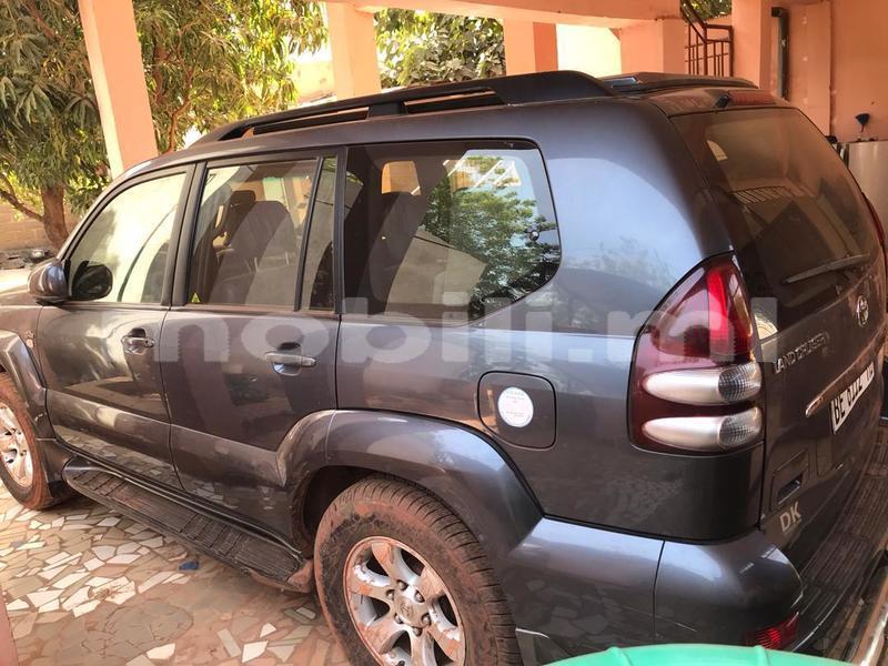 Big with watermark toyota land cruiser prado mali bamako 9257