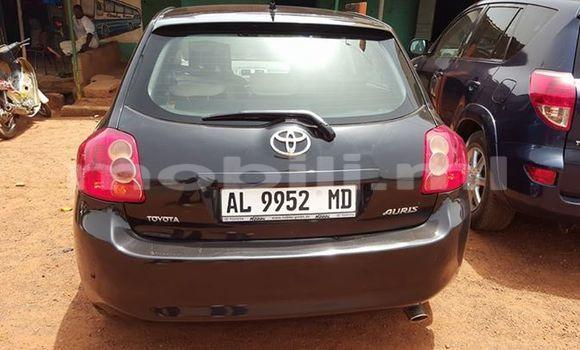 Acheter Occasion Voiture Toyota Auris Noir à Bamako, Mali