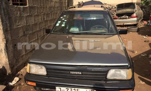 Acheter Occasion Voiture Toyota Starlet Noir à Bamako, Mali