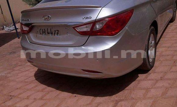 Acheter Occasions Voiture Hyundai Sonata Gris à Bamako au Mali