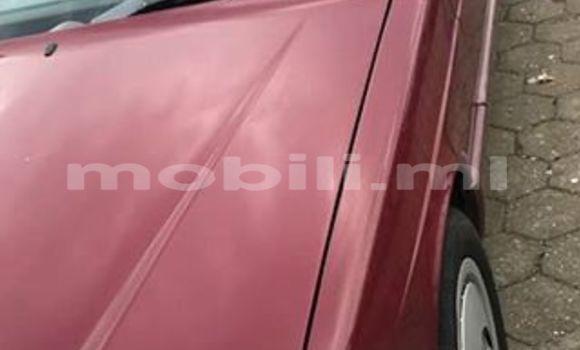 Acheter Occasion Voiture Mercedes‒Benz 190 Rouge à Bamako, Mali