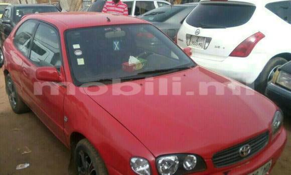 Acheter Occasion Voiture Toyota Corolla Rouge à Bamako, Mali