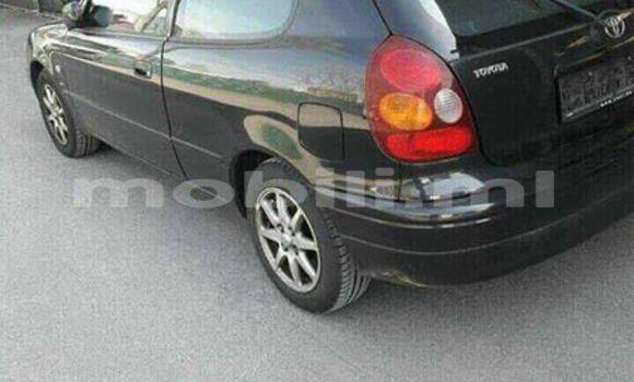 Acheter Occasion Voiture Toyota Corolla Noir à Bamako au Mali