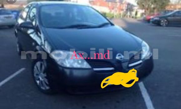 Acheter Occasion Voiture Nissan Primera Noir à Bamako au Mali