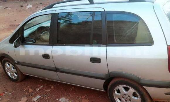 Acheter Occasion Voiture Opel Astra Gris à Bamako au Mali