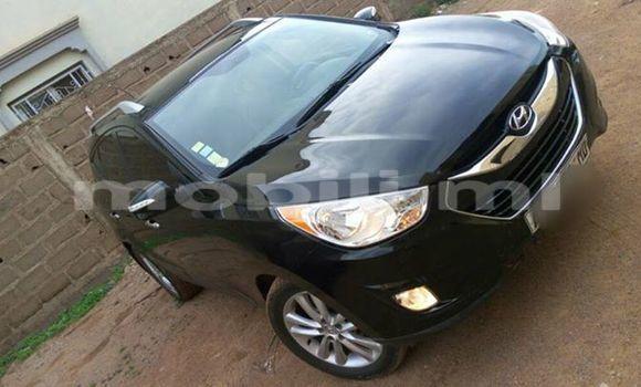 Acheter Occasion Voiture Hyundai Tucson Noir à Bamako au Mali