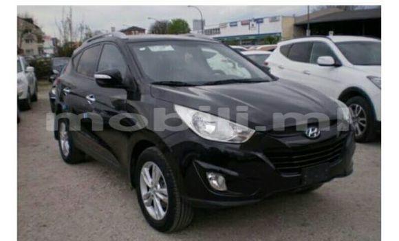 Acheter Occasion Voiture Hyundai ix35 Noir à Bamako, Mali